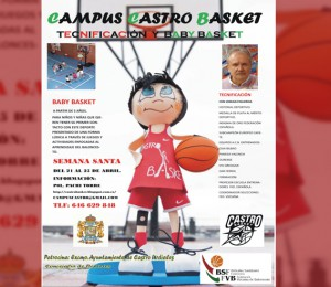 campus castro basket