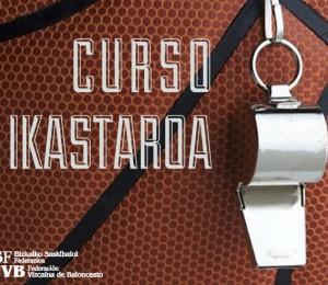 Curso Ikastaroa arbitro epaile