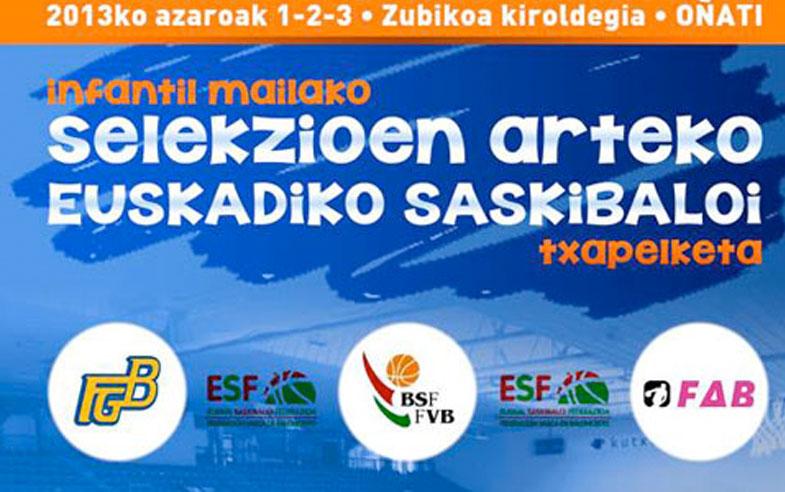 Selekzioen arteko Euskadi Txapelketa
