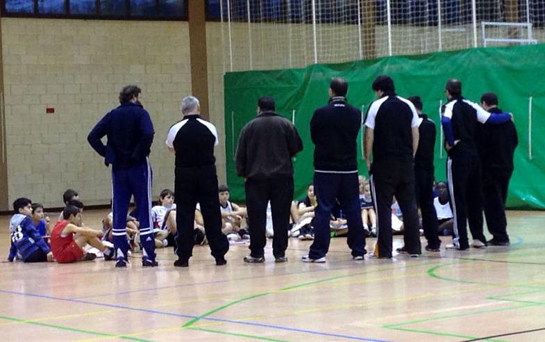 tecnificacion grupo entrenadores