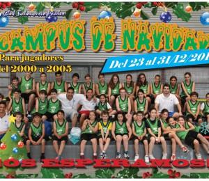Campus de Navidad Paules