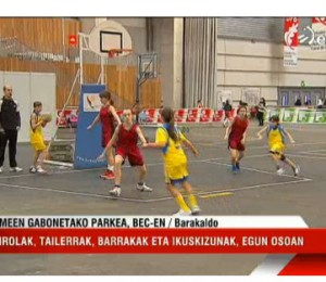 Basket en el PIN UGP