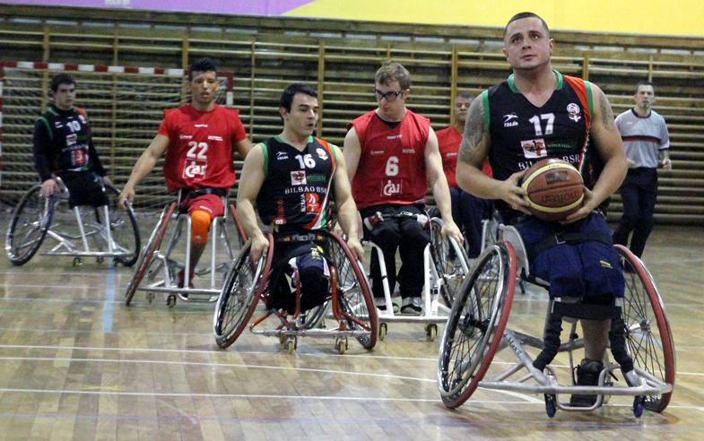 bidaideak cai silla de ruedas bilbao