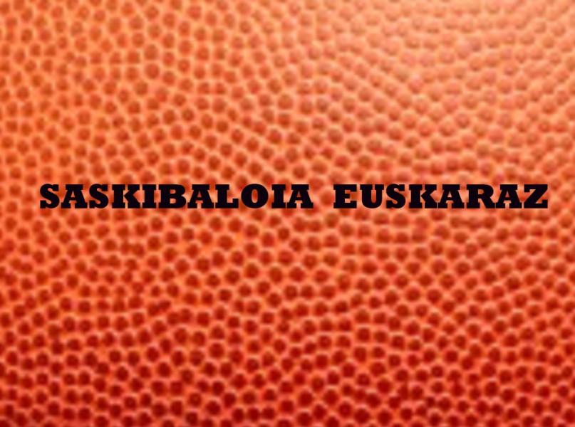 SASKIBALOIA EUSKARAZ