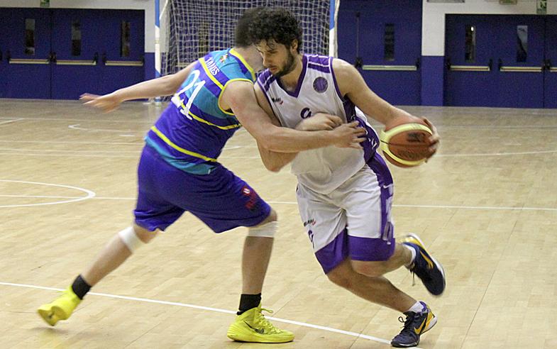 Juan torres (Mikeldi) - Endika Bahillo (Santurtzi)