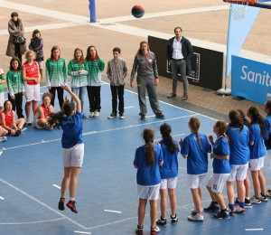 FIBA Road Show World Cup 2014 Bilbao