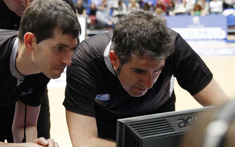 Juan Carlos García ACB árbitro colegiado