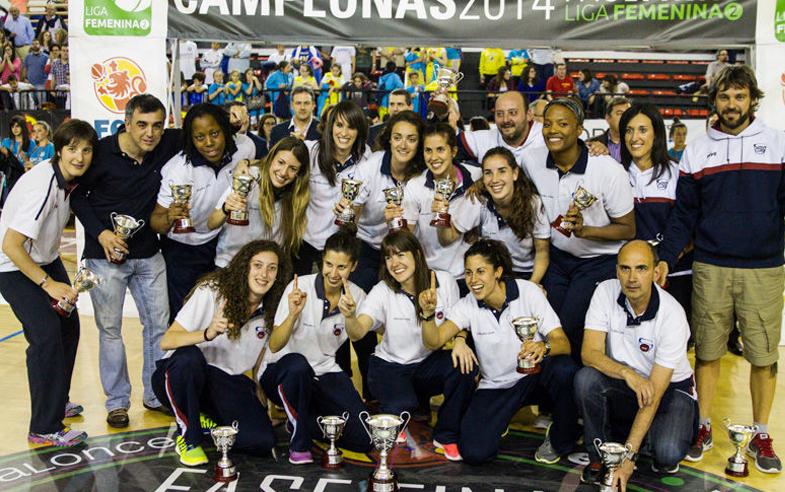 Juan Carlos García/Solobasket.com gernika campeón lf2