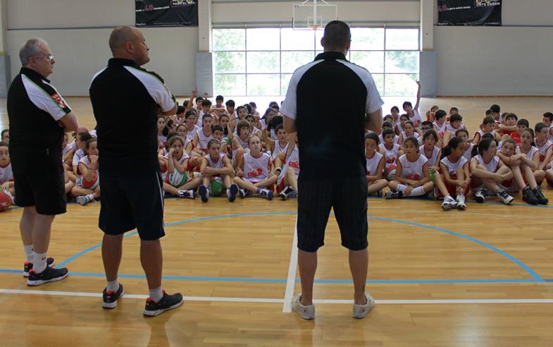 Campus de Verano Fundación BizkaiaBasket 2014