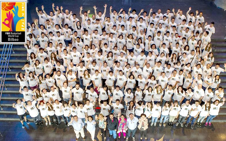 voluntarios copa del mundo