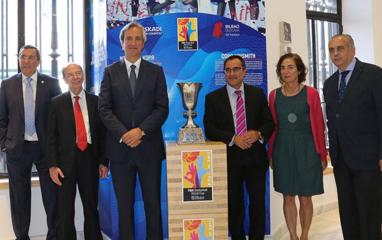Naismith Cup Bilbao