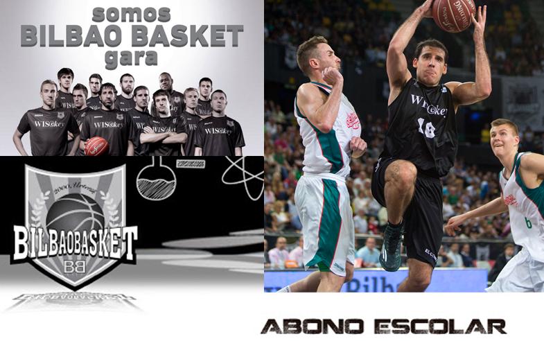 abonos bilbao basket