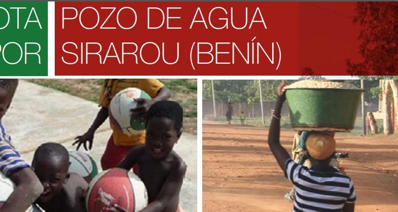 POZO AGUA BENIN