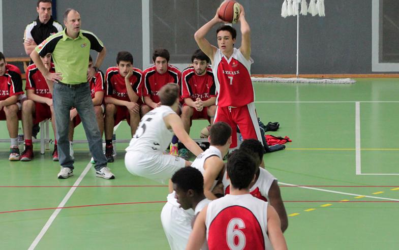 bizkaia, araba, junior, masculino, campeonato, euskadi, selecciones