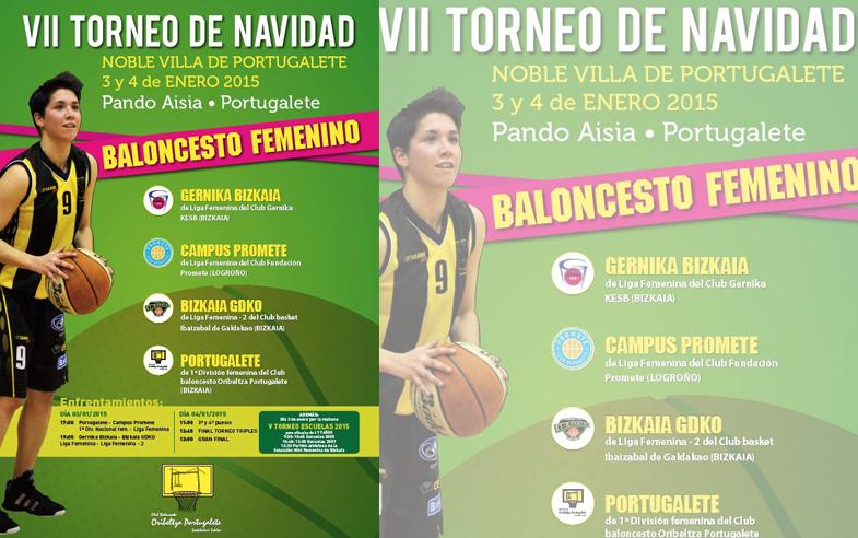 VII Torneo Navidad, senior femenino, Noble Villa de Portugalete,