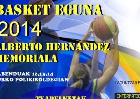 basket eguna ugeraga