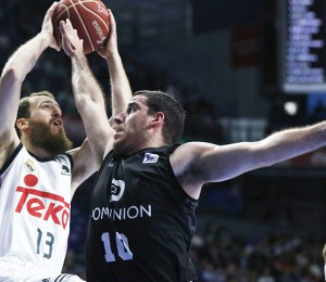 real madrid, bilbao basket,colom,sergio rodrígez