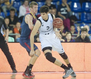 bilbao basket fc barcelona acb