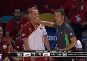 juan carlos garcía, FIBA Americas, árbitro