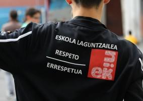 ESKOLA-LAGUNTZAILE